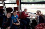 Kelionė traukiniu į Plungę